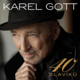 CD - GOTT KAREL - 40 slavíků - 2 CD