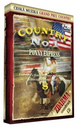 DVD Film - Grand Prix Country No. 8, Ponny Express