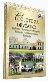 DVD Film - Grand Prix dechovka, Co je to za děvčátko