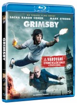 BLU-RAY Film - Grimsby