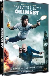 DVD Film - Grimsby