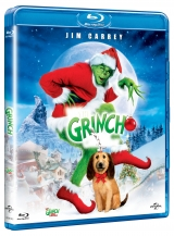 BLU-RAY Film - Grinch