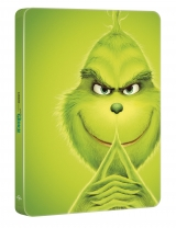 BLU-RAY Film - Grinch - Steelbook