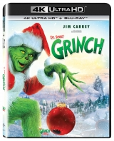 BLU-RAY Film - Grinch (UHD+BD)