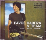 CD - Habera Pavol & Team: Best Of 1988-2005 (2 CD)