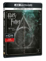 BLU-RAY Film - Harry Potter a Dary smrti - 2.časť 2BD (UHD+BD)