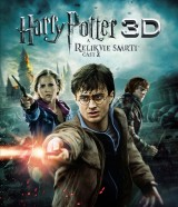 BLU-RAY Film - Harry Potter a Dary smrti - 2.časť (3 Bluray 3D + 2D)