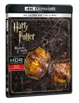 BLU-RAY Film - Harry Potter a Dary smrti 2BD (UHD+BD)