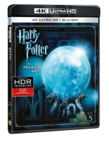BLU-RAY Film - Harry Potter a Fénixov rád 2BD (UHD+BD)