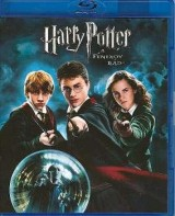 BLU-RAY Film - Harry Potter a Fénixov rád SK (Blu-ray)