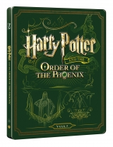 BLU-RAY Film - Harry Potter a Fénixov rád - Steelbook