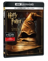 BLU-RAY Film - Harry Potter a kameň mudrcov 2BD (UHD+BD)