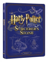 BLU-RAY Film - Harry Potter a kameň mudrcov - Steelbook