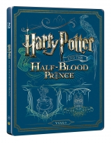 BLU-RAY Film - Harry Potter a Polovičný princ - Steelbook