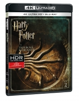 BLU-RAY Film - Harry Potter a tajomná komnata 2BD (UHD+BD)