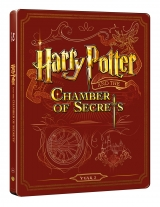 BLU-RAY Film - Harry Potter a tajomná komnata - Steelbook