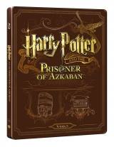 BLU-RAY Film - Harry Potter a väzeň z Azkabanu - Steelbook
