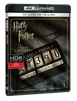 BLU-RAY Film - Harry Potter a väzeň z Azkabanu2BD (UHD+BD)