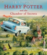 Kniha - Harry Potter and the Chamber of Secrets