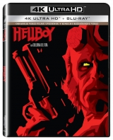 BLU-RAY Film - Hellboy (2004) (UHD+BD)