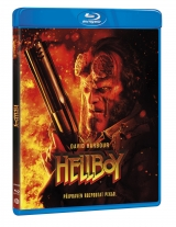 BLU-RAY Film - Hellboy (2019)