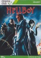 DVD Film - Hellboy (pap. box)