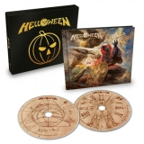 CD - Helloween : Helloween / Digibook LTD. - 2CD