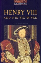 Kniha - Henry VIII and his Six Wives  (stage 2)