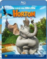 BLU-RAY Film - Horton (Blu-ray)