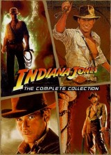 DVD Film - Indiana Jones - kolekcia 5DVD BOX