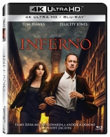 BLU-RAY Film - Inferno - UHD + BD