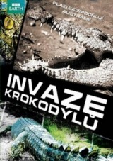 DVD Film - Invaze krokodýlů (digipack)
