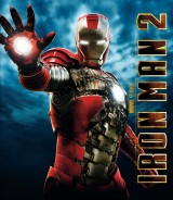 BLU-RAY Film - Iron Man 2
