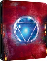 BLU-RAY Film - Iron Man 3 3D/2D (2 Bluray) - Steelbook