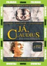 DVD Film - Ja, Claudius - 4 DVD