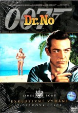 DVD Film - James Bond: Doktor No