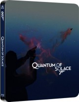 BLU-RAY Film - James Bond: Quantum of solace (Steelbook)