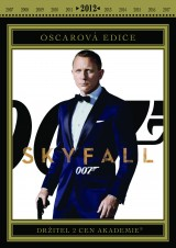 DVD Film - James Bond: Skyfall - oscar edícia