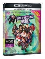 BLU-RAY Film - Jednotka samovrahov (UHD + BD) 2 Bluray