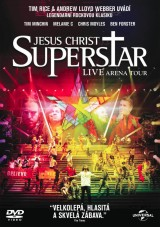 BLU-RAY Film - Jesus Christ Superstar: Live 2012
