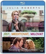 BLU-RAY Film - Jíst, meditovat, milovat (Bluray)
