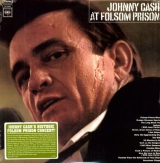 LP - Johnny Cash:	At Folsom Prison