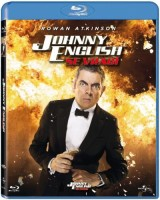 BLU-RAY Film - Johnny English se vrací