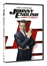 DVD Film - Johnny English znovu zasahuje