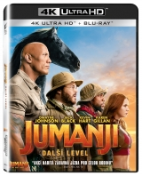 BLU-RAY Film - Jumanji: Ďalší level (UHD+BD)