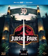BLU-RAY Film - Jurský park 3D/2D (2 Bluray)