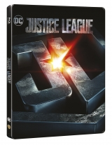 BLU-RAY Film - Justice League 2D/3D - Steelbook