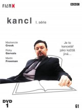 DVD Film - Kancl DVD 1 (TV seriál) (FilmX)
