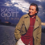 CD - Karel Gott: 50 Hitu (2 CD)