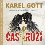 CD - Karel Gott: Čas růží 2CD